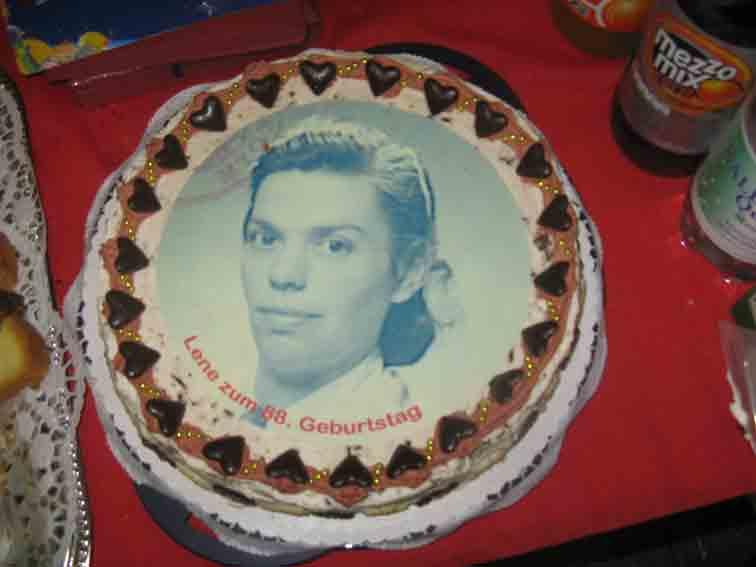 Kuchen zum 88 geburtstag